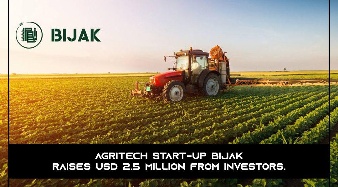 Agritech start-up Bijak raises USD 2.5 million from investors.jpg
